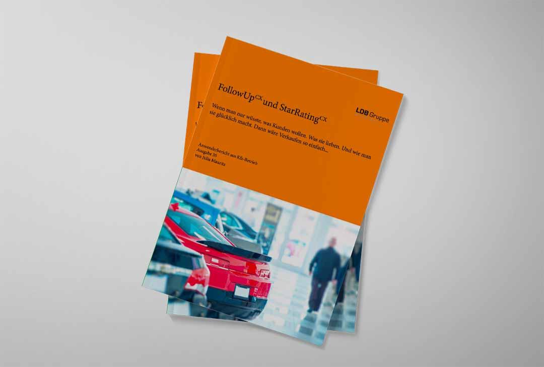 Die Meinungsmacher - Praxisbericht Kfz-Betrieb