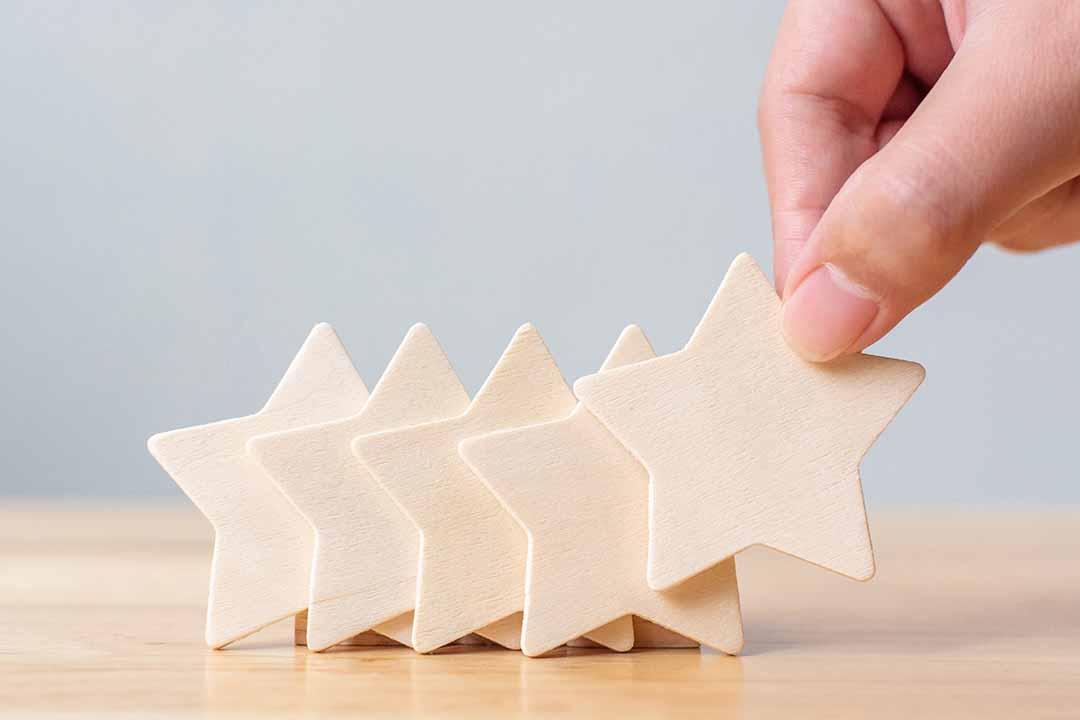 Kundenbewertungen sind ausschlaggebend für die Kaufentscheidung