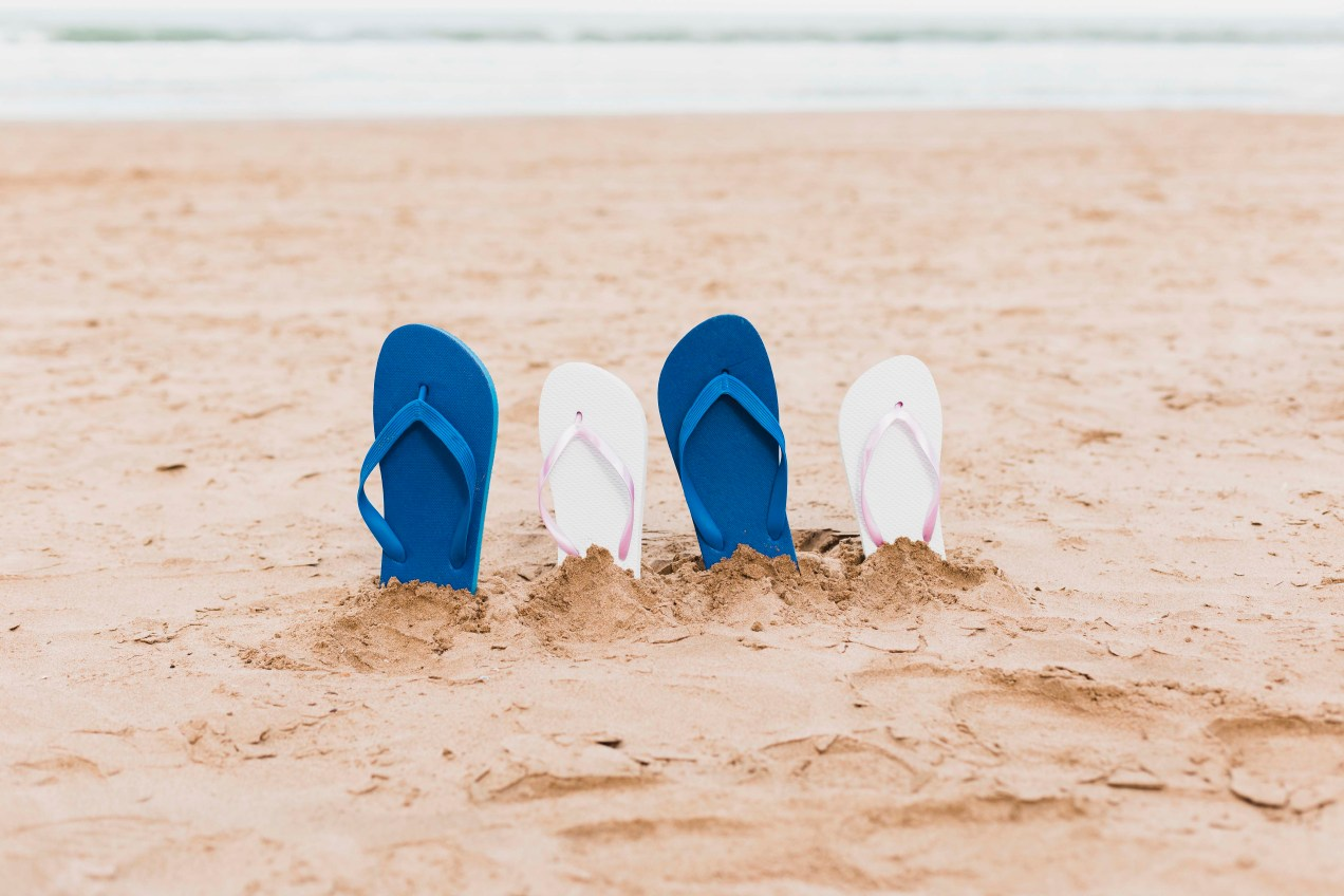 Der Sommer steht vor der Tür, der Urlaub naht