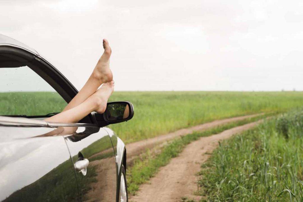 Was wir im Auto so alles tun