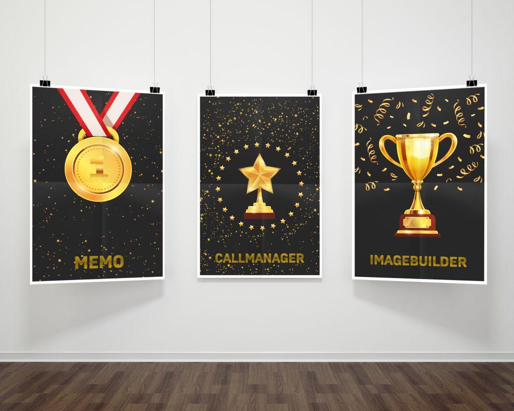 Vorhang auf für unsere Top Produkte 2019