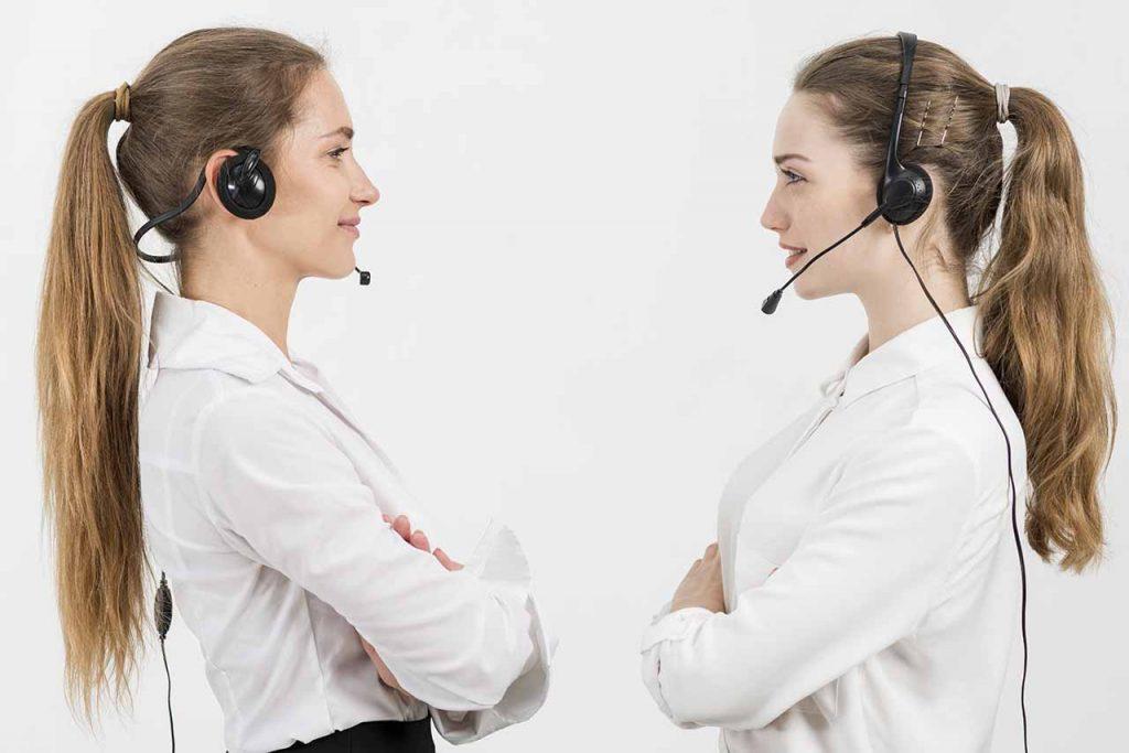 callcenter ist nicht gleich callcenter