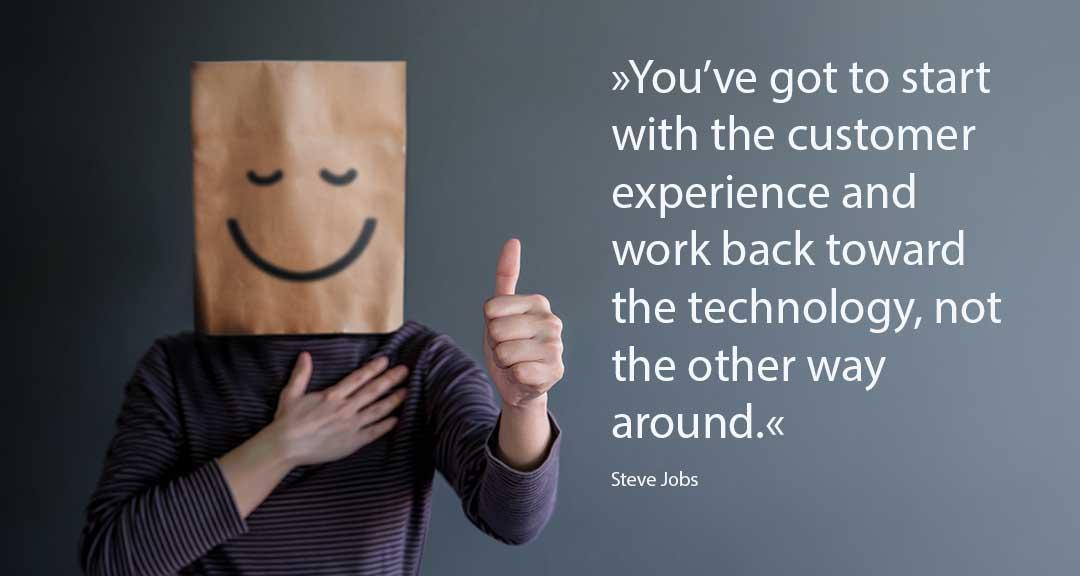 10 Dinge diesie über Customer Experience wissen sollten.