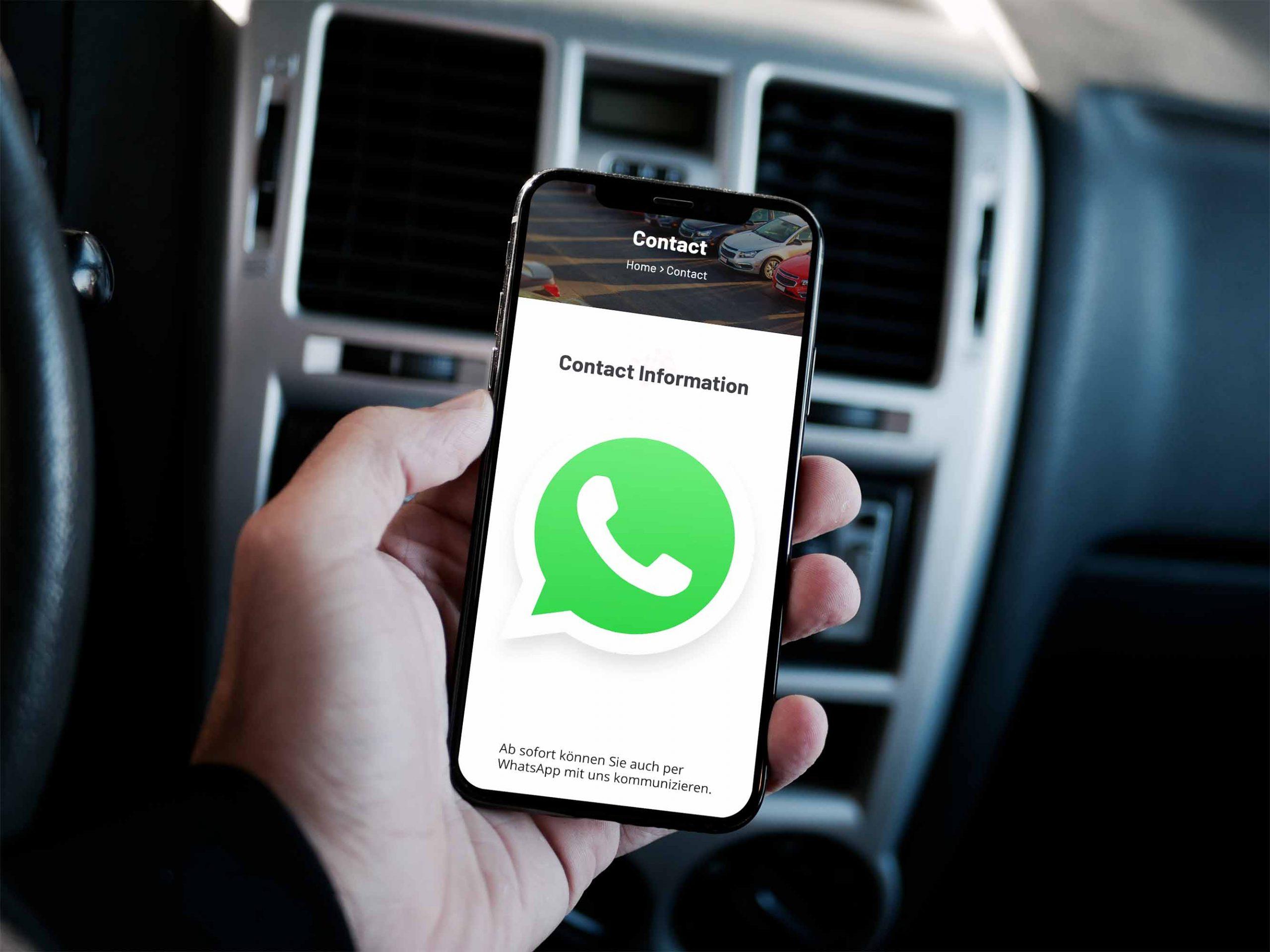 Revolutionieren Sie Ihre Kundenkommunikation mit der CXBox WhatsApp messaging App