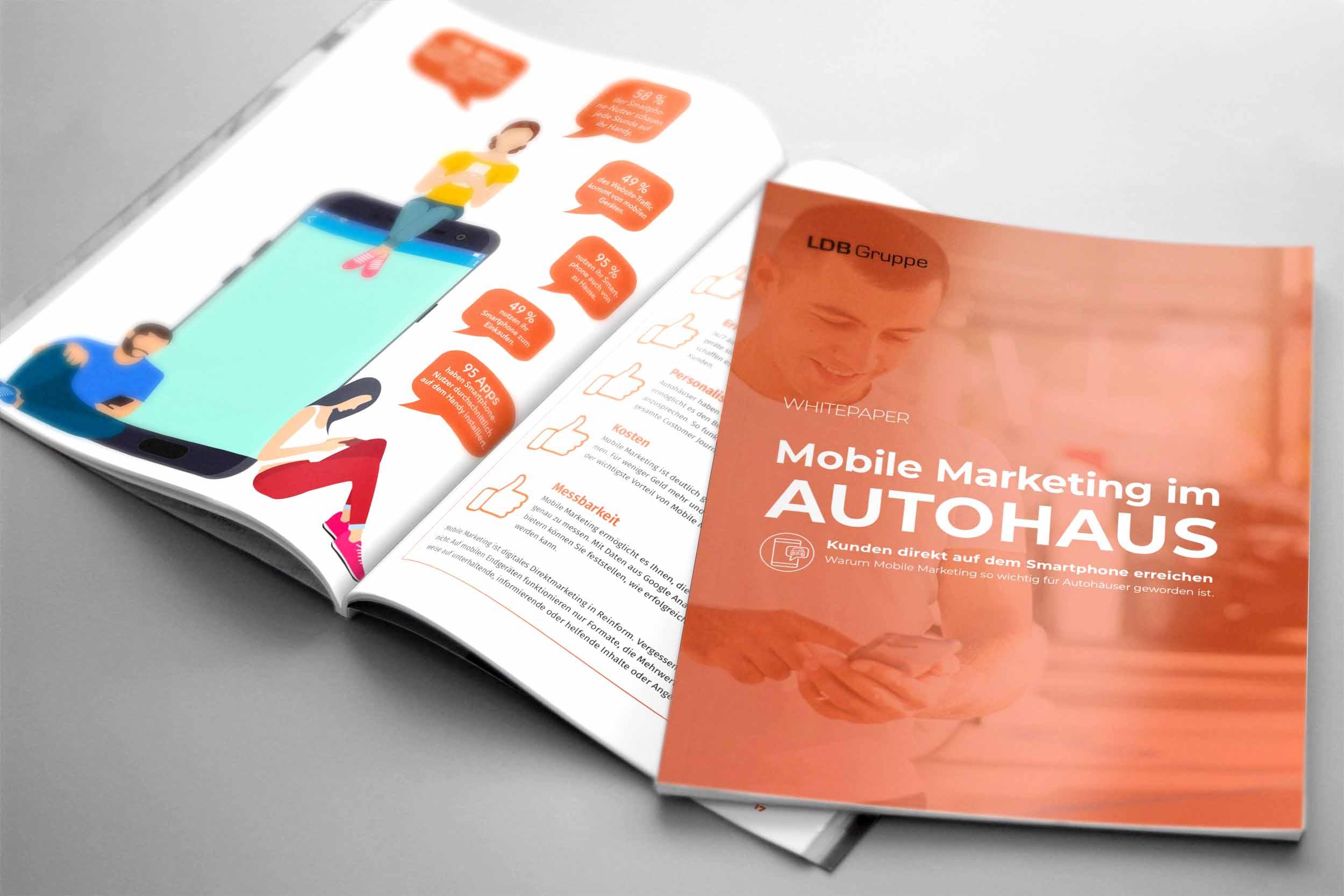 Kunden direkt auf dem Smartphone erreichen