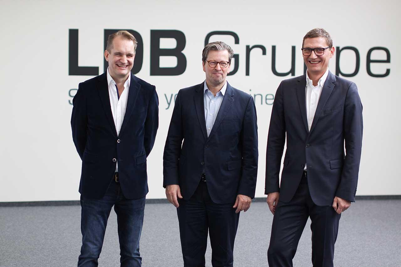 LDB Gruppe fit für die Zukunft